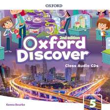 Oxford Discover: Level 5: Class Audio CDs