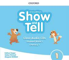 Show and Tell: Level 1: Class Audio CDs