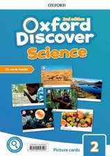 Oxford Discover Science: Level 2: Picture Cards