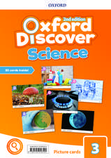 Oxford Discover Science: Level 3: Picture Cards