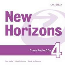 New Horizons: 4: Class CD