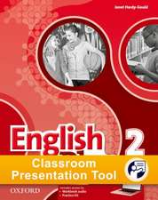 English Plus: Level 2: Workbook Classroom Presentation Tool e-Book Pack: The right mix for every lesson