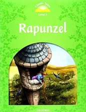 Classic Tales Second Edition: Level 3: Repunzel e-Book & Audio Pack