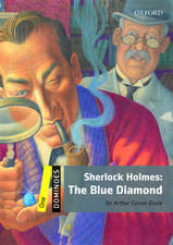 Dominoes: One: Sherlock Holmes: The Blue Diamond