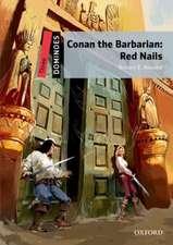 Dominoes: Three: Conan the Barbarian: Red Nails