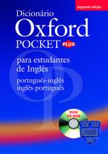 Dicionário Oxford Pocket para estudantes de Inglês (Português-Inglês / Inglês-Português)