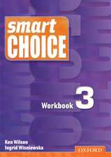 Smart Choice 3: Workbook