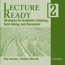 Lecture Ready 2: Audio CDs