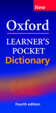Oxford Learner's Pocket Dictionary (English-Greek / Greek-English)