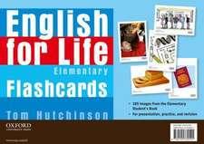 English for Life Elementary I-tools Flashcards