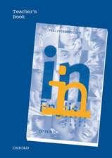 In English Pre-Intermediate: Teacher's Book: Pre-Intermediate Teacher's Book