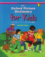 The Oxford Picture Dictionary for Kids: English-Japanese