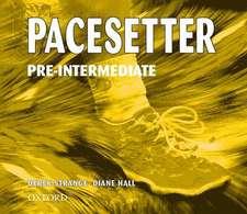 Pacesetter Pre-Intermediate: Audio CDs (3)