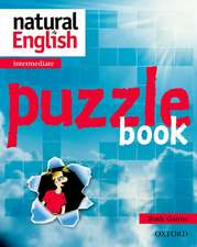 natural English: Intermediate: Puzzle Book
