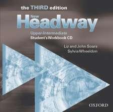 New Headway English Course. Upper-Intermediate. Student's CD zum Workbook