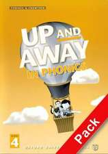Up and Away in Phonics 4: Book and Audio CD Pack