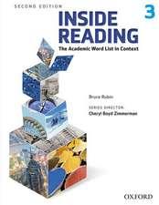 Inside Reading: Level 3: Student Book