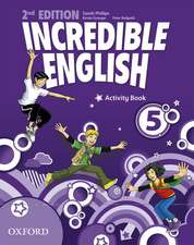 Incredible English: 5: Activity Book