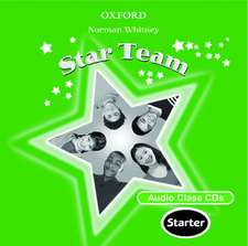 Star Team Starter: Audio CDs (2)