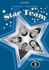 Star Team 3: Teacher's Book