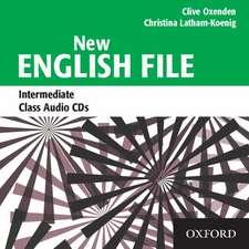 New English File: Intermediate: Class Audio CDs (3)