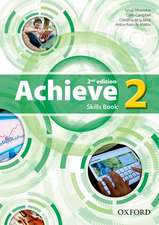Achieve: Level 2: Skills Book