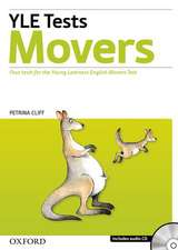 Cambridge Young Learners English Tests - Movers: Student's Pack (Student's Book and Audio CD)