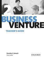 Business Venture 2 Pre-Intermediate: Teacher's Guide