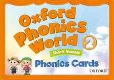 Oxford Phonics World: Level 2: Phonics Cards