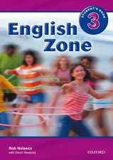 English Zone 3: Student's Book