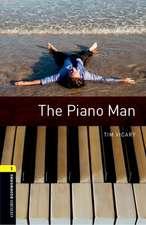 Oxford Bookworms 3e 1 the Piano Man Mp3 Pack