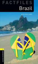Oxford Bookworms Library: Level 1: Brazil Audio Pack