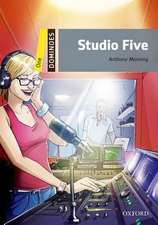 Dominoes: One: Studio Five Audio Pack
