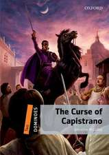 Dominoes: Two: The Curse of Capistrano Audio Pack