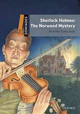 Dominoes: Two: Sherlock Holmes: The Norwood Mystery Audio Pack
