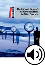 Dominoes: Three: The Curious Case of Benjamin Button Audio Pack