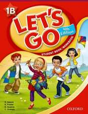 Let's Go: 1b: Student Book and Workbook