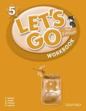 Let's Go: 5: Workbook