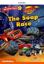 Reading Stars: Level 1: The Soap Race