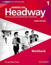 American Headway: One: Workbook with iChecker: Proven Success beyond the classroom