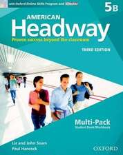 American Headway: Five: Multi-Pack B with Online Skills and iChecker: Proven Success beyond the classroom
