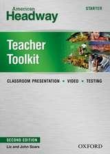American Headway: Starter: Teacher Toolkit CD-ROM