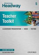 American Headway: Level 5: Teacher Toolkit CD-ROM