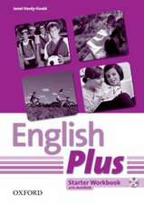 English Plus: Starter: Workbook with MultiROM: Choose to do more