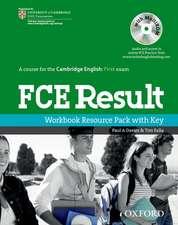 FCE Result. Upper-Intermediate: B2 WB/Key/Multi-CD-ROM