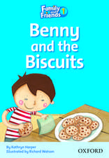 Family and Friends Readers 1: Benny and the Biscuits