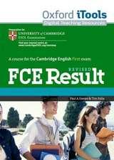 Revised FCE Result: iTools