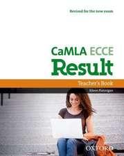 CaMLA ECCE Result: Teacher's Book