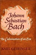 Johann Sebastian Bach: The Culmination of an Era