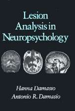 Lesion Analysis in Neuropsychology